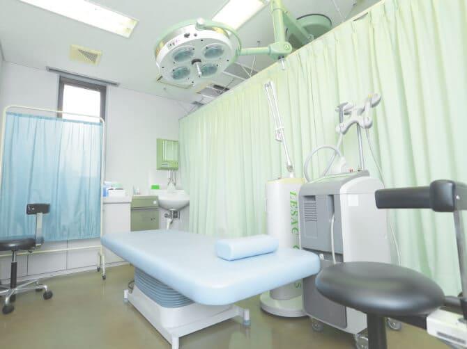施術室(手術室)